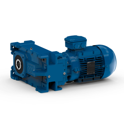 Watt Parallel shaft geared motors